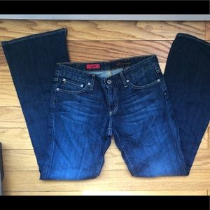 AG Adriano Goldschmied The Club Flare Jeans 29R